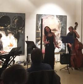 Eva Simontacchi Trio